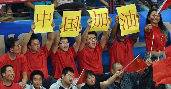 中国語 頑張れ 加油