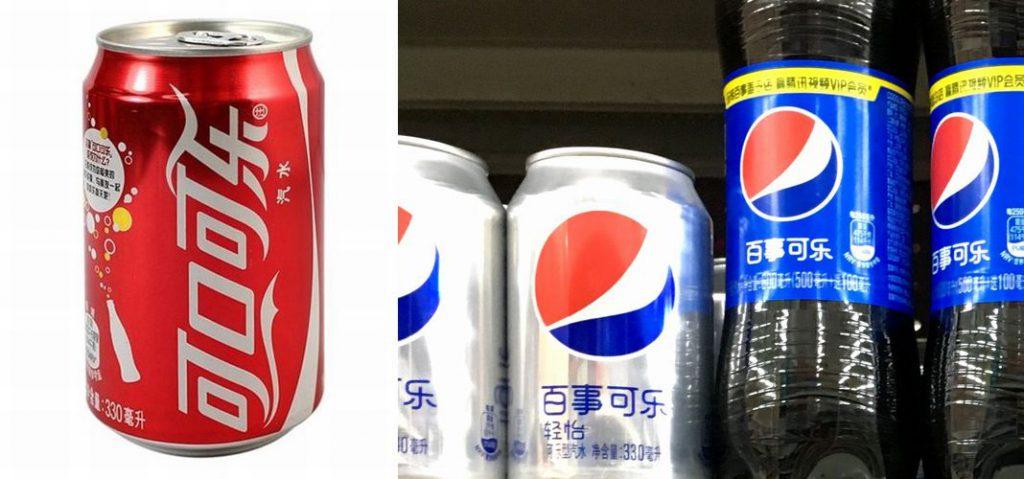 中国 コーラ