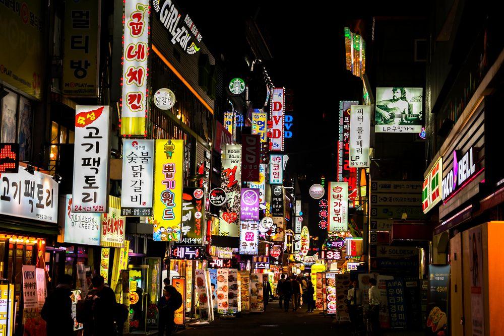 第二外国語 韓国語
