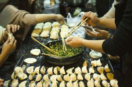 饺子 餃子