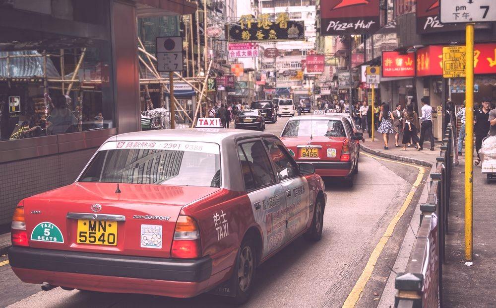 中国語 タクシー