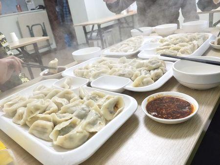 饺子 水饺 餃子