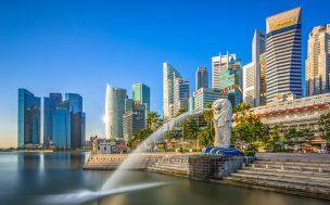 シンガポール 中国語